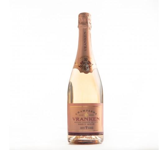 Champagne Vranken, '' Brut Rosé ''
