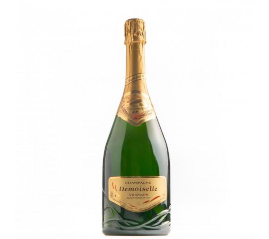 Champagne Demoiselle, Tête de Cuvée, Brut