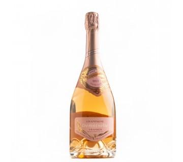 Champagne Demoiselle, '' Brut Rosé ''